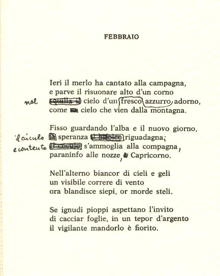 Cesare Angelini Prose E Poesie